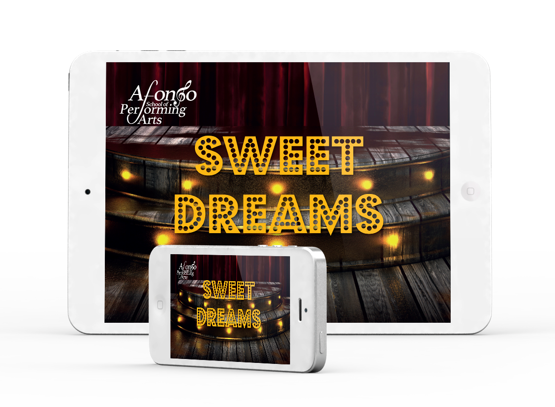 Sweet Dreams - Afonso School Of Performing Arts