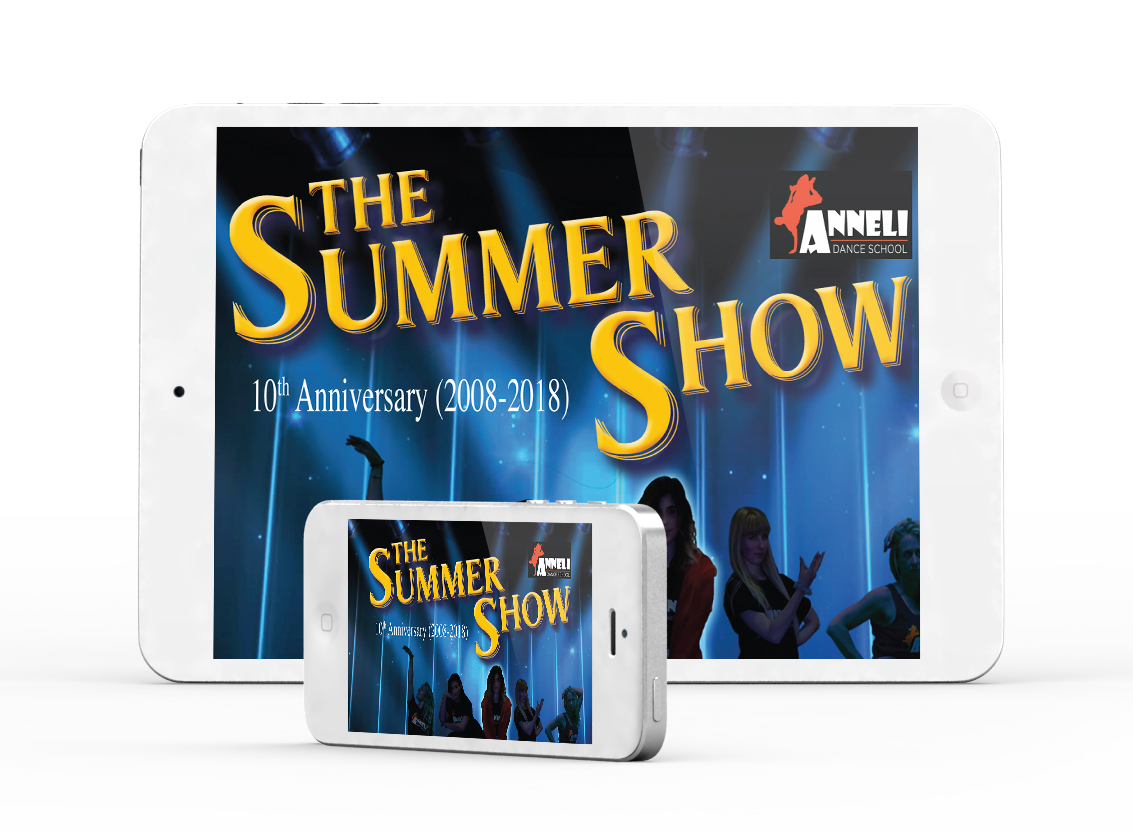 Summer Show 2018 - Anneli Dance