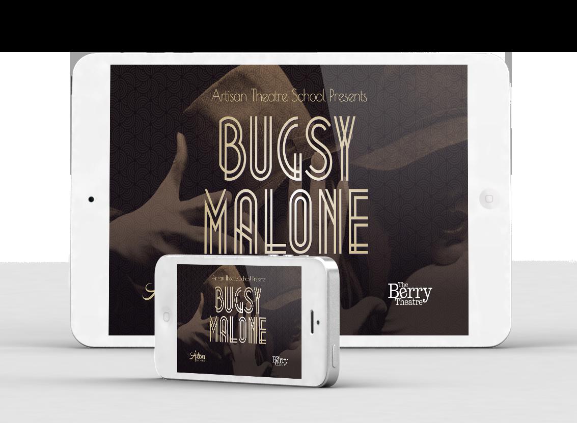 Bugsy Malone - Artisan Theatre School