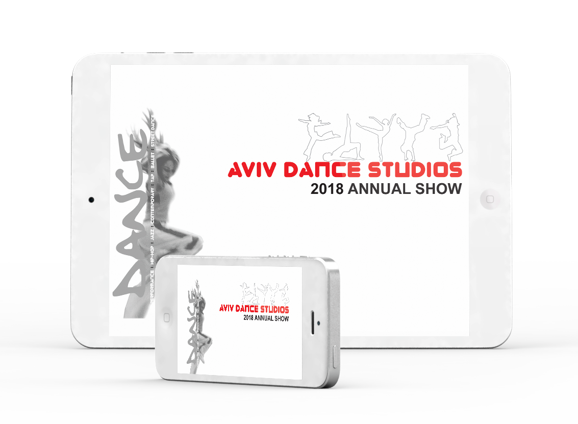 2018 Show - Aviv School of Dance