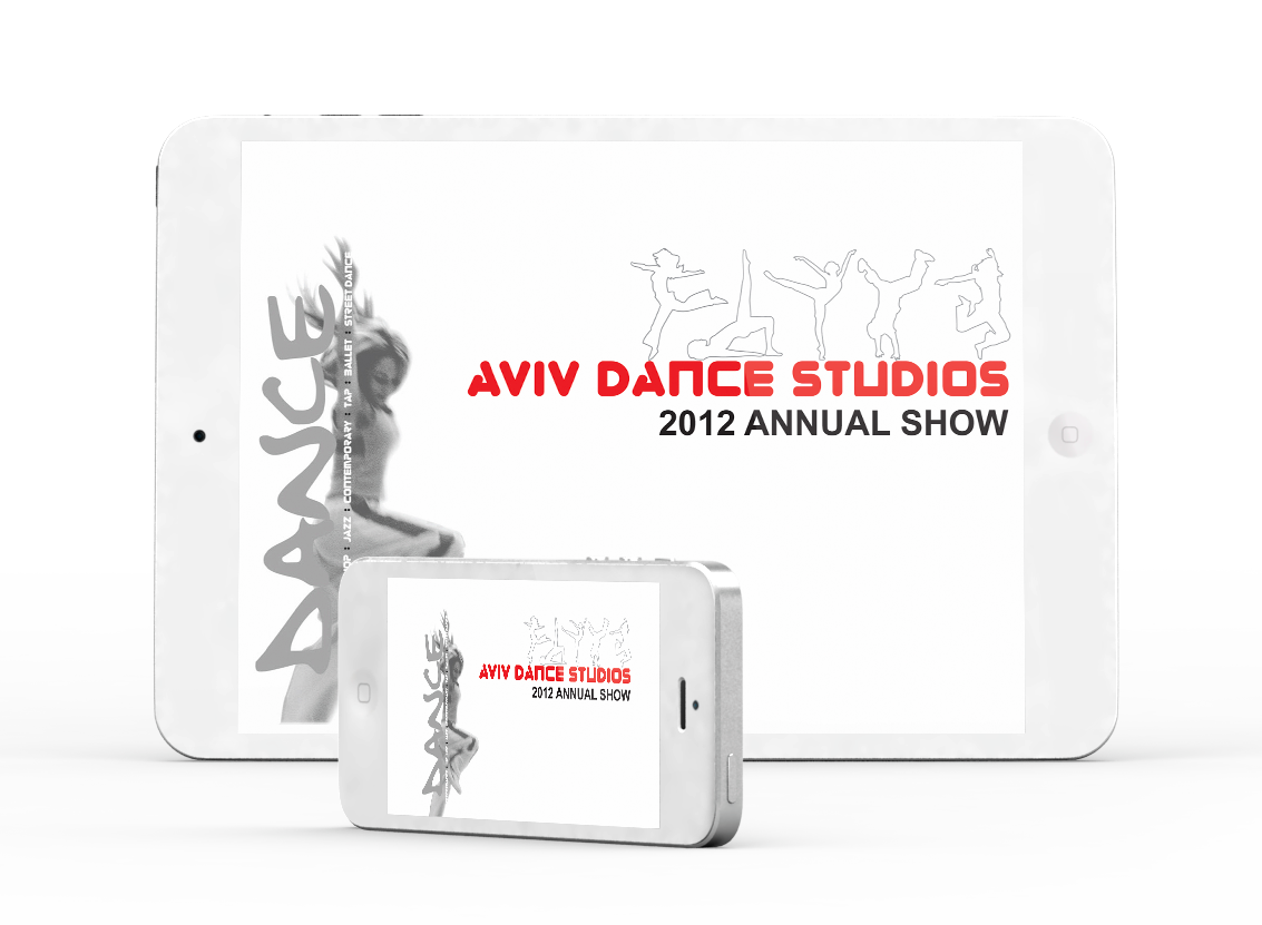 AVIV Dance Show 2012 - Aviv School of Dance