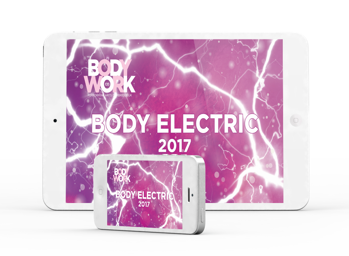 Body Electric 2017 - Bodywork Company Dance Studios