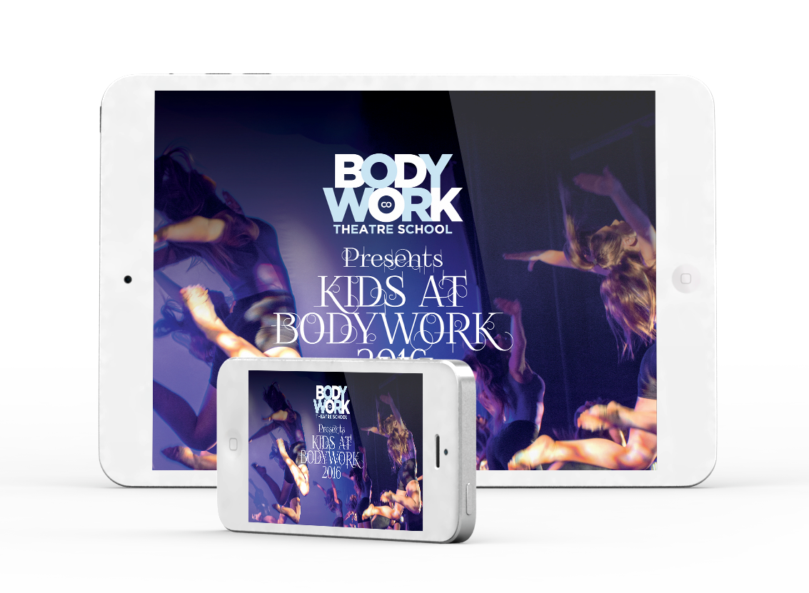 Kids At Bodywork  - Bodywork Company Dance Studios