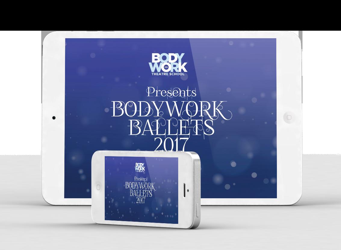 Bodywork Ballets - Bodywork Company Dance Studios