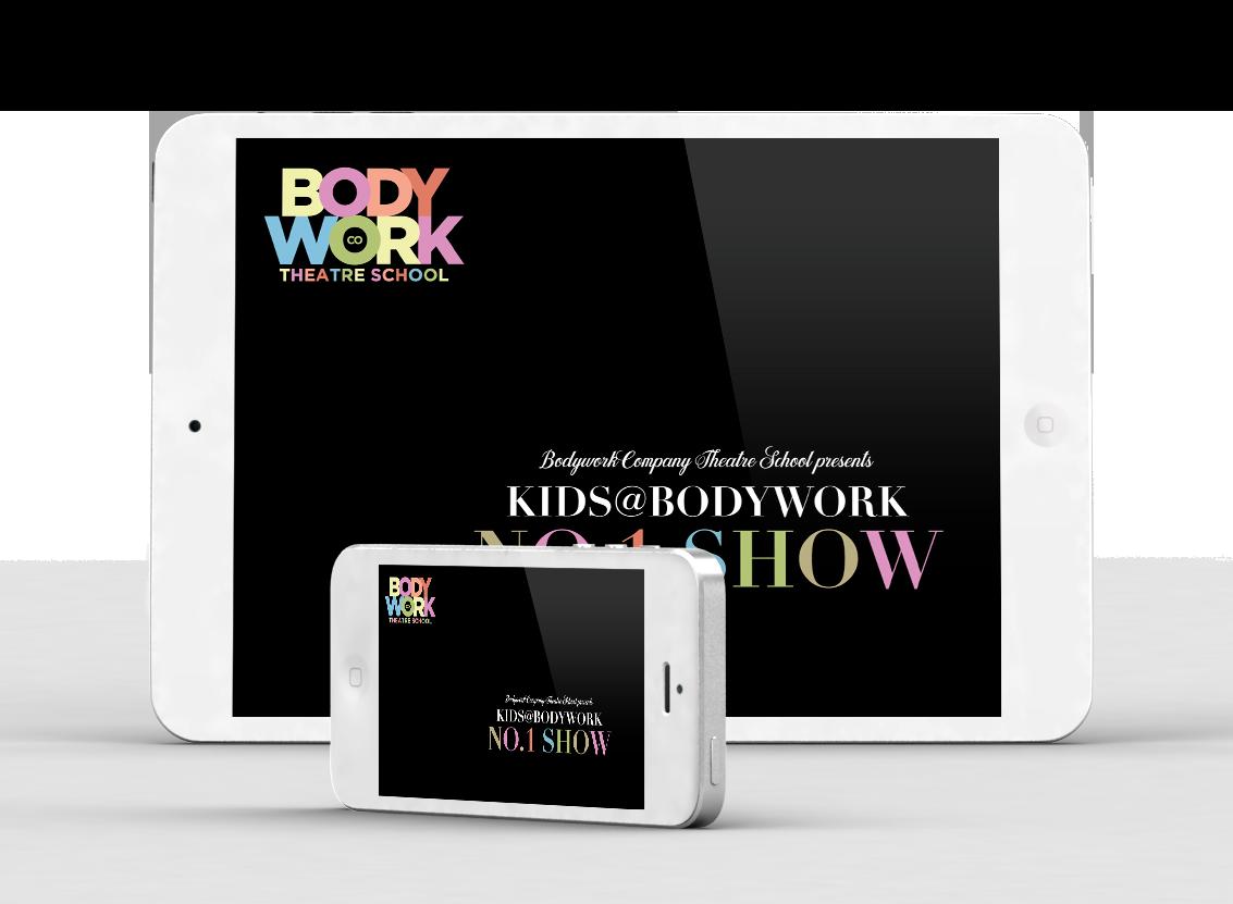 Kids @ Bodywork - Bodywork Company Dance Studios