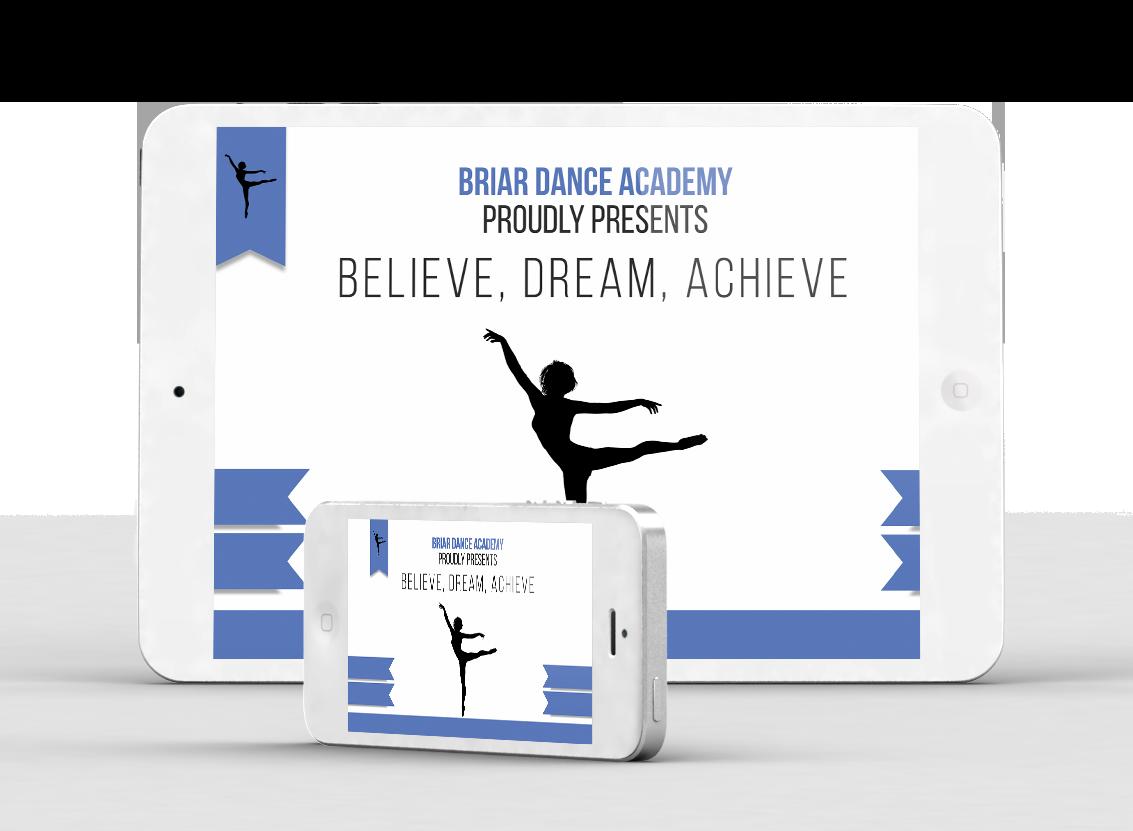 Believe, Dream, Achieve - Briar Dance Academy