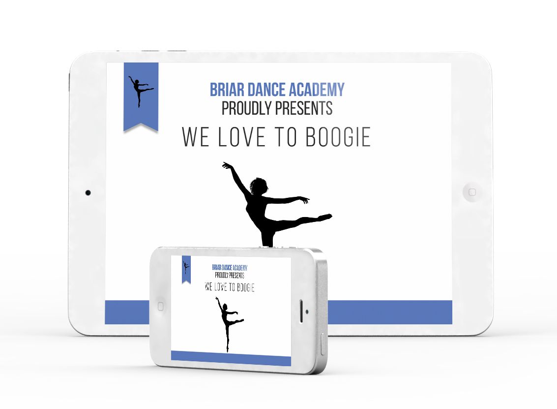 We Love To Boogie - Briar Dance Academy
