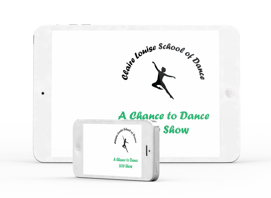 A Chance To Dance - Claire Louise School of Dance