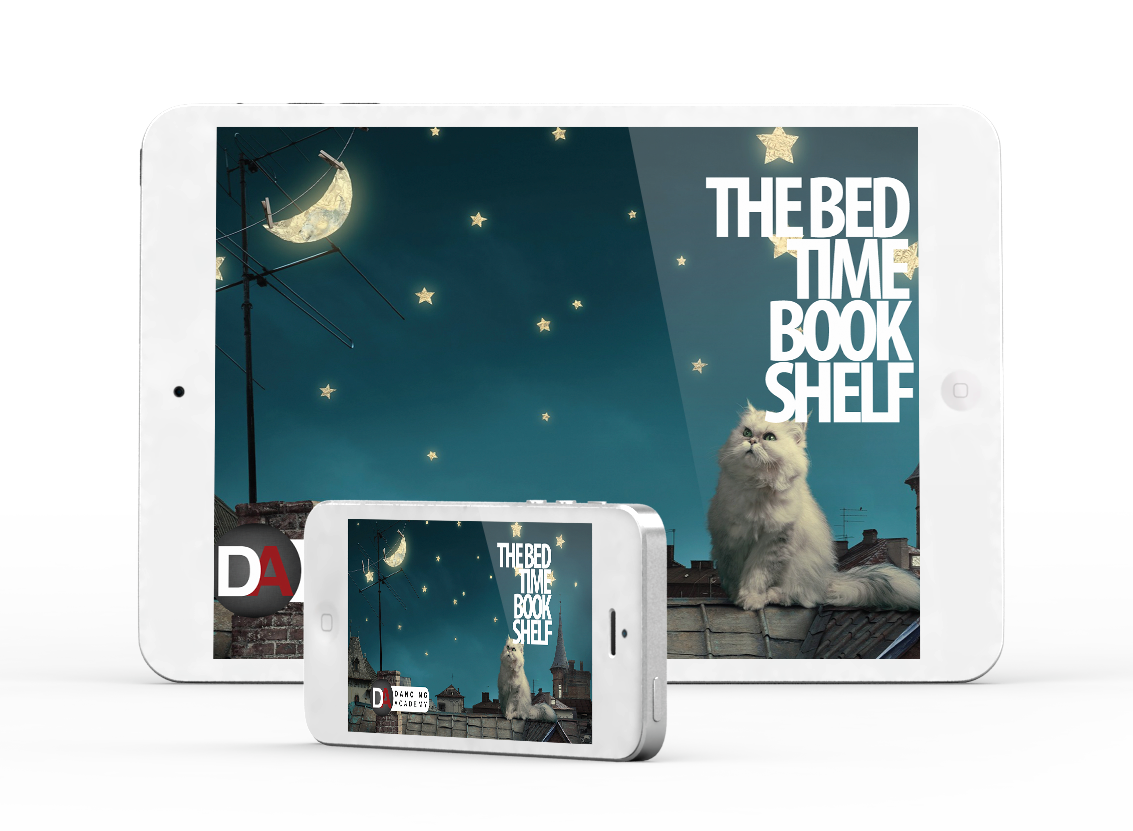 The Bedtime Bookshelf - Dancing Academy