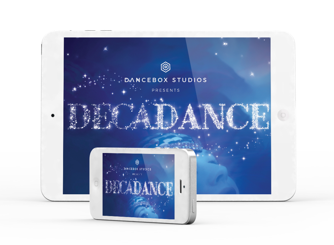 Decadance Evening - Dance Box Studios