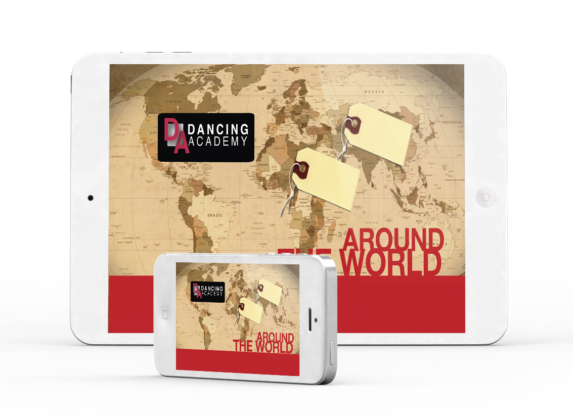 Around the world in 80 days - Dancing Academy