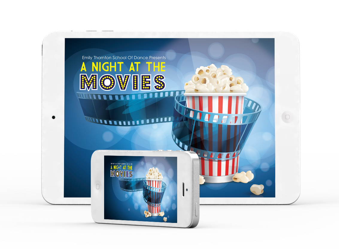 A Night at the Movies - Emily Thornton School of Dance