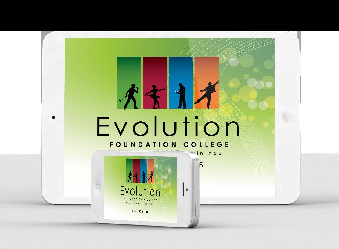 2016 Showcase - Evolution Foundation College
