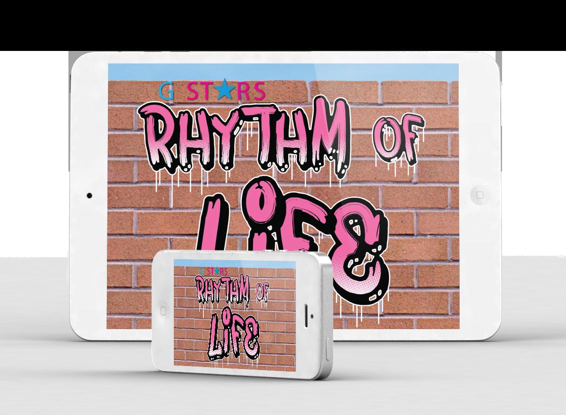 Rhythm of Life - G STARS