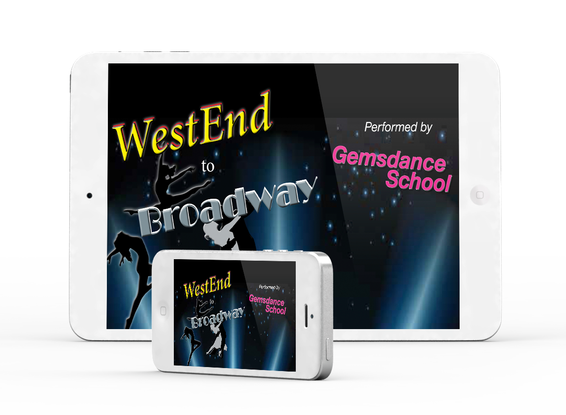 Westend to Broadway - Gemsdance