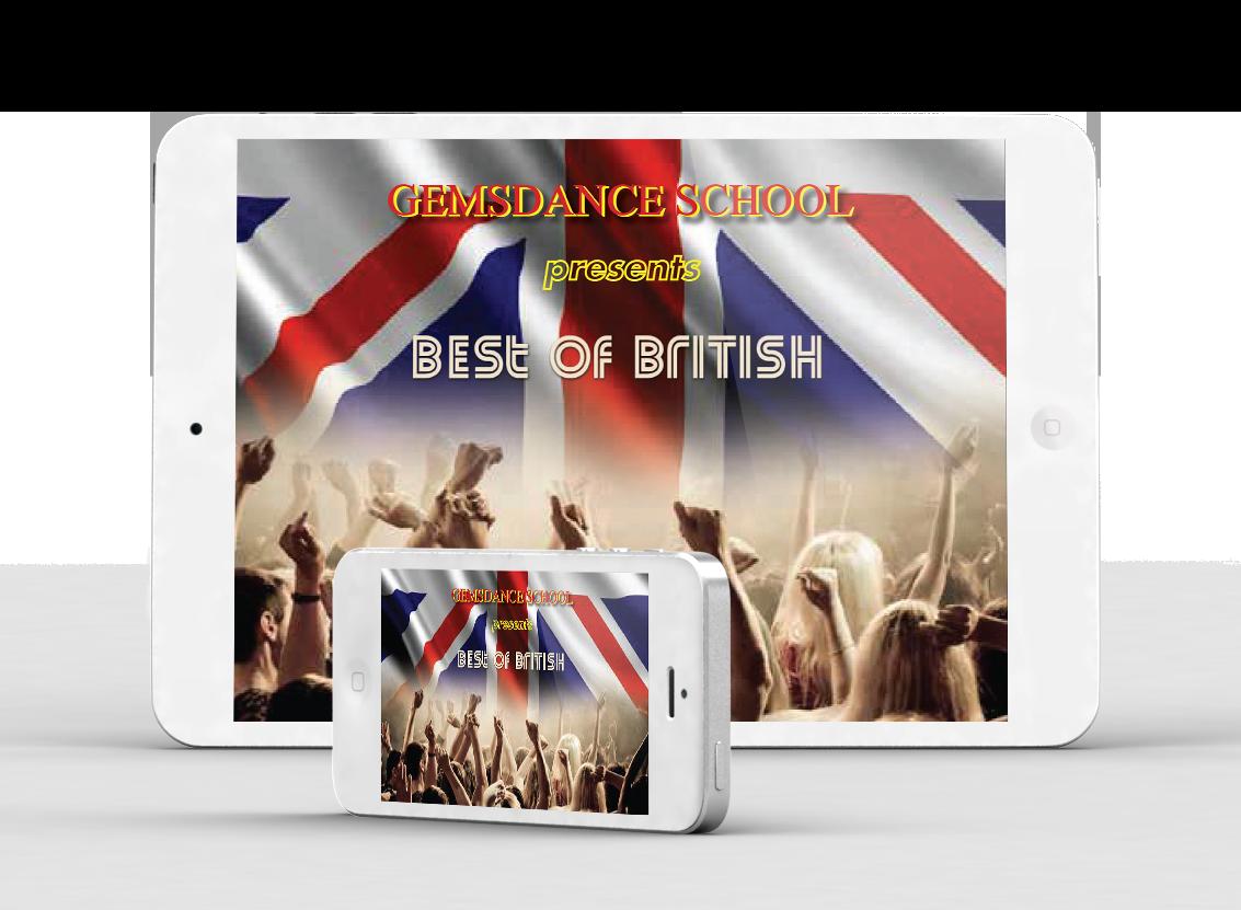 Best of British - Gemsdance