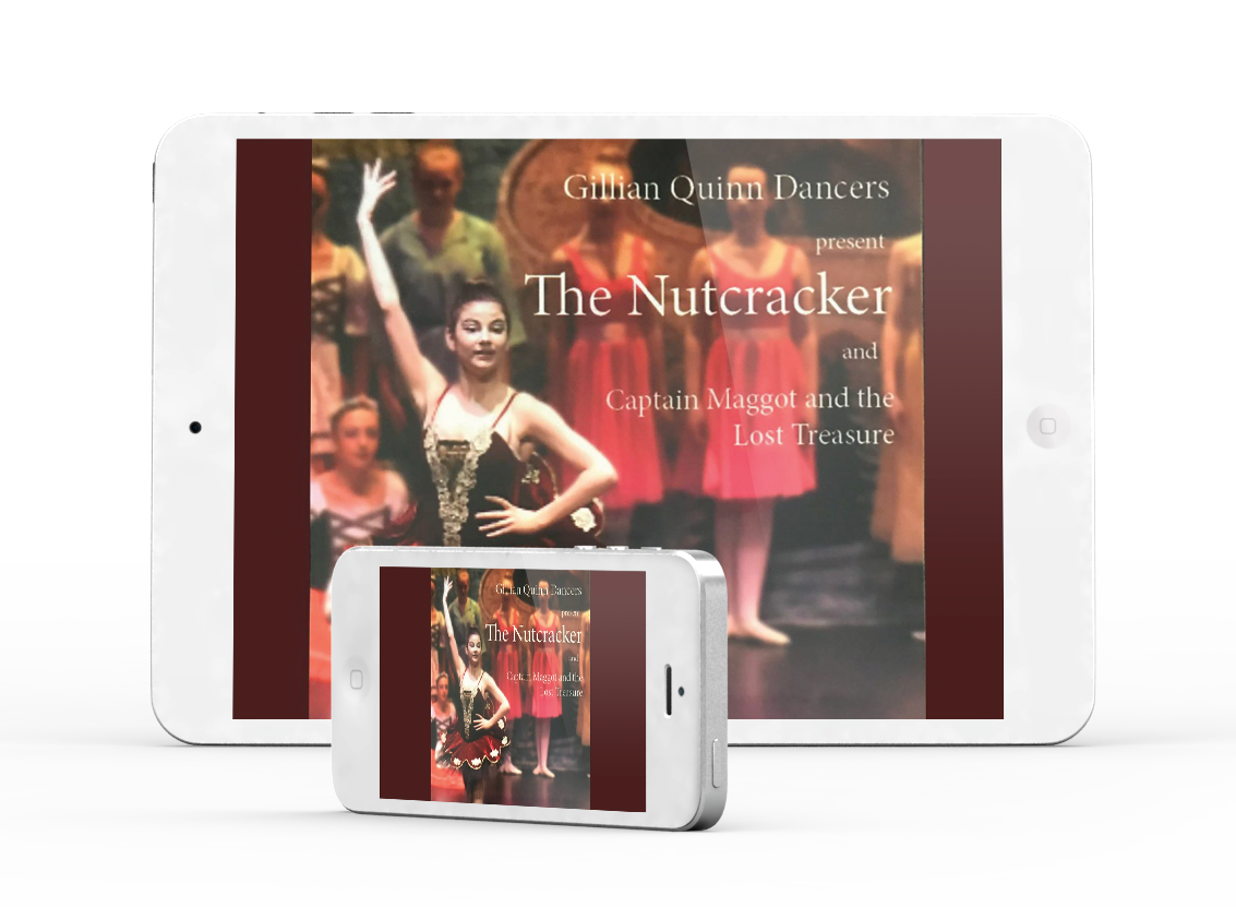 The Nutcracker Matinee - Gillian Quinn School of Theatre Dance