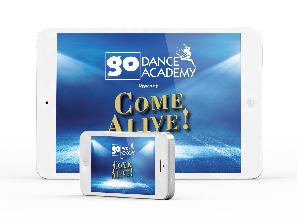 Come Alive - Go Theatre and Dance Academy