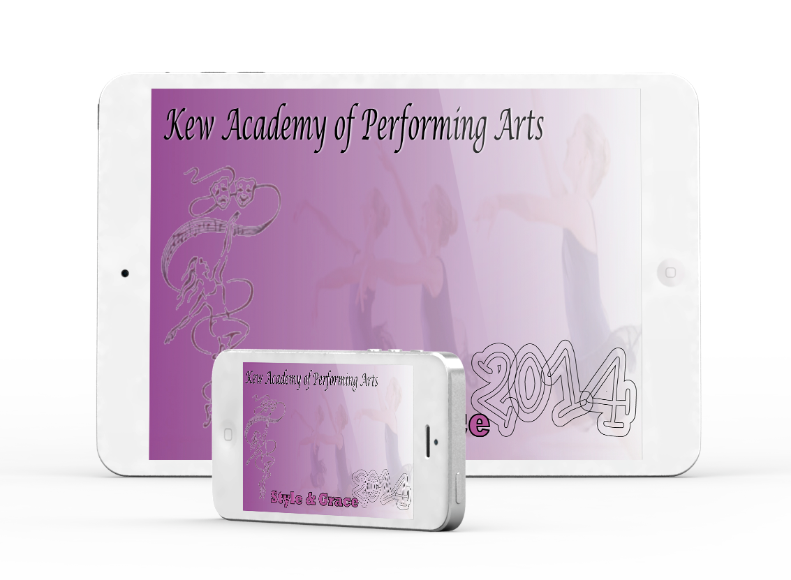 Style And Grace - Kew Academy Of Performing Arts