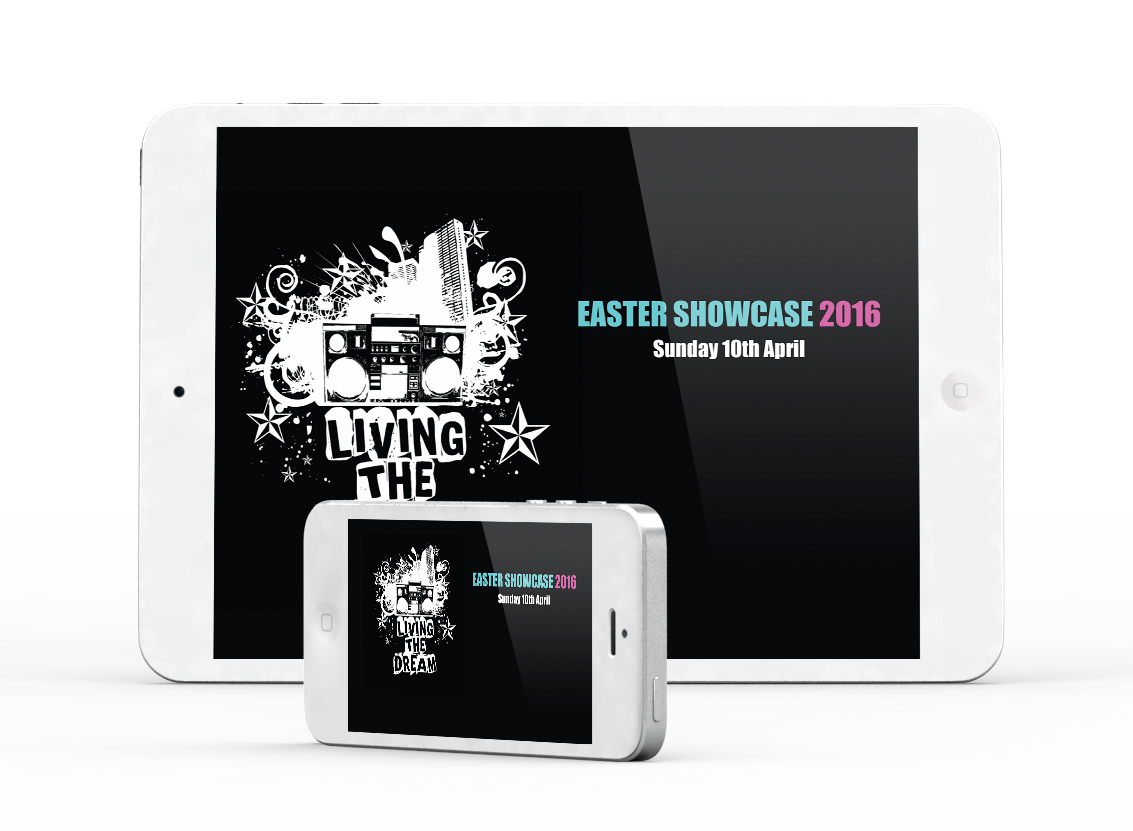 Easter Showcase 2016 - Living the Dream