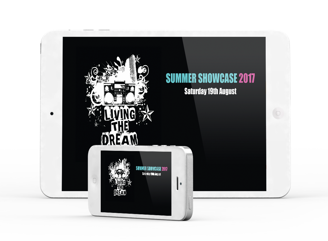 Summer Showcase 2017 - Living the Dream