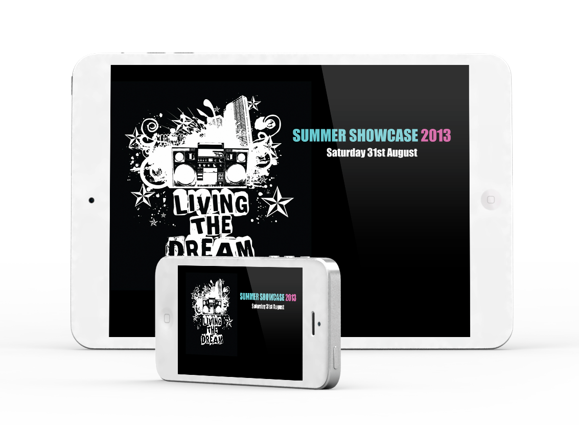 Summer Showcase 2013 - Living the Dream