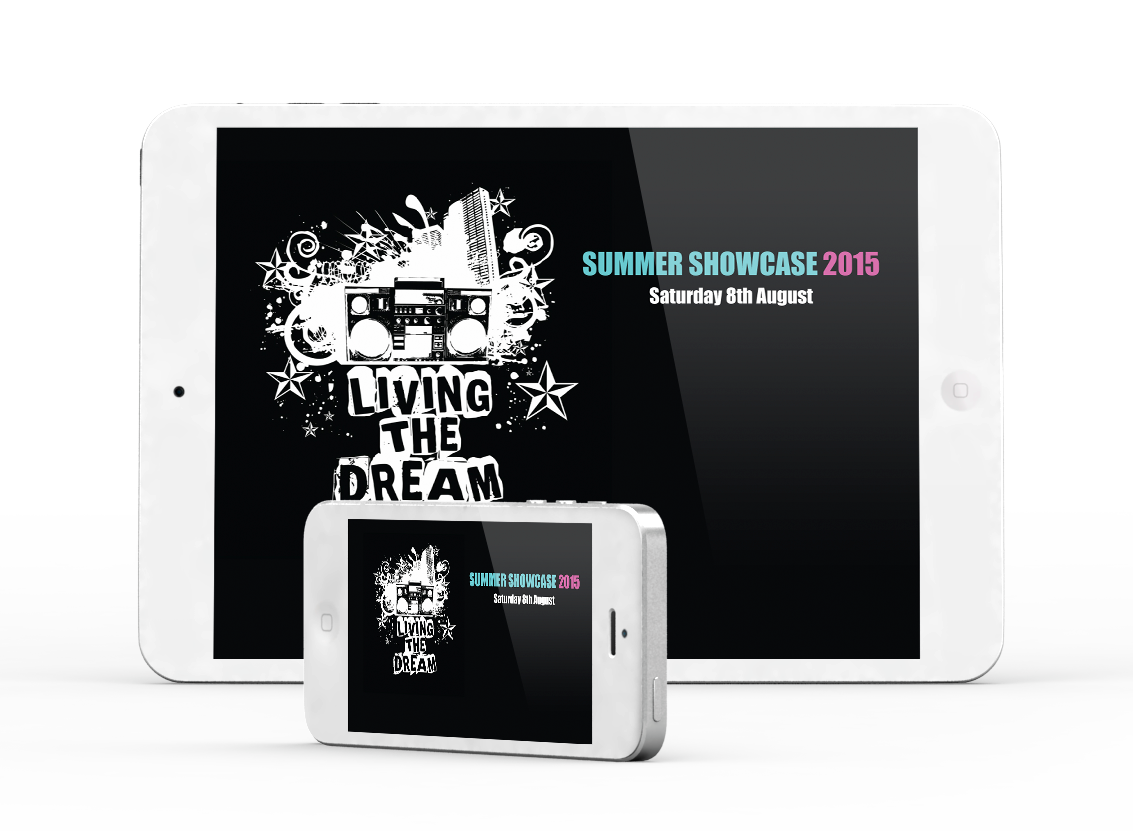 Summer Showcase 2015 - Living the Dream
