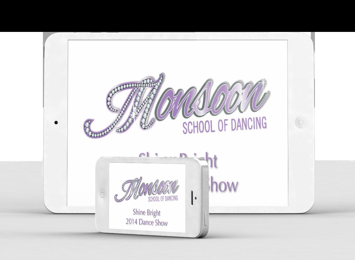 Shine Bright - Monsoon School of Dance