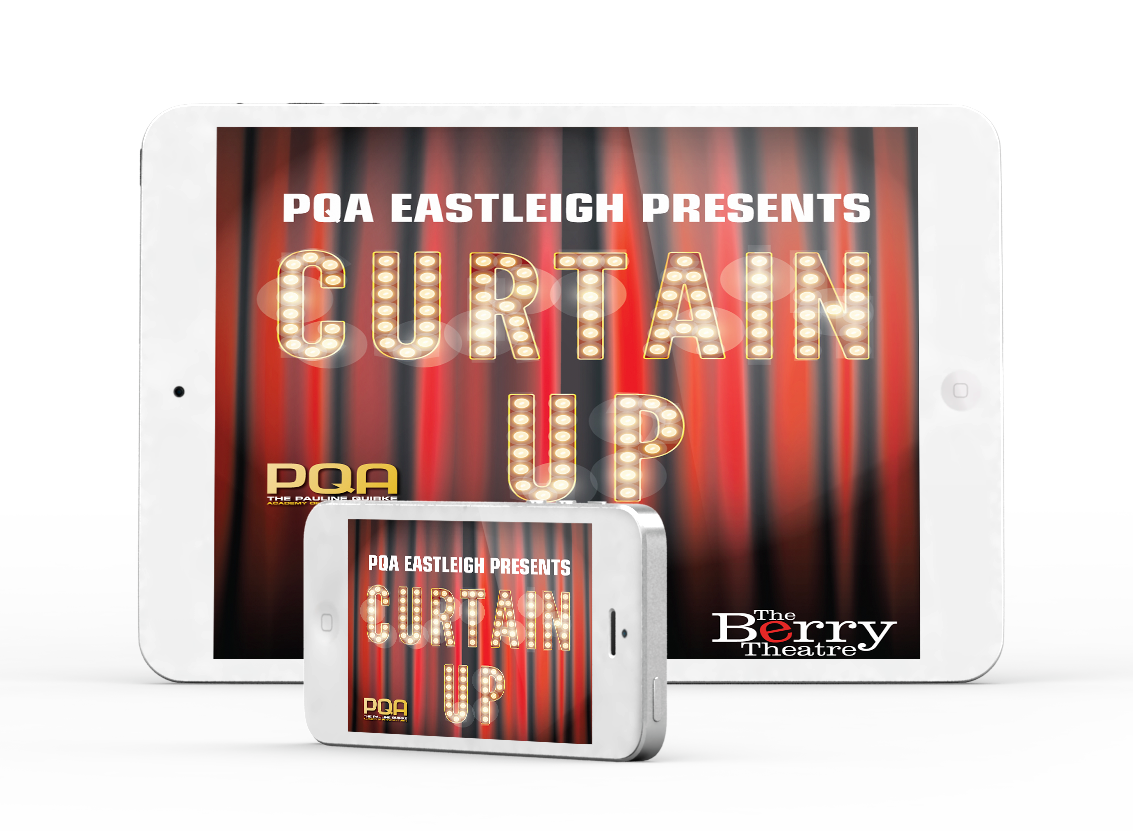 Curtain Up - PQA - Eastleigh