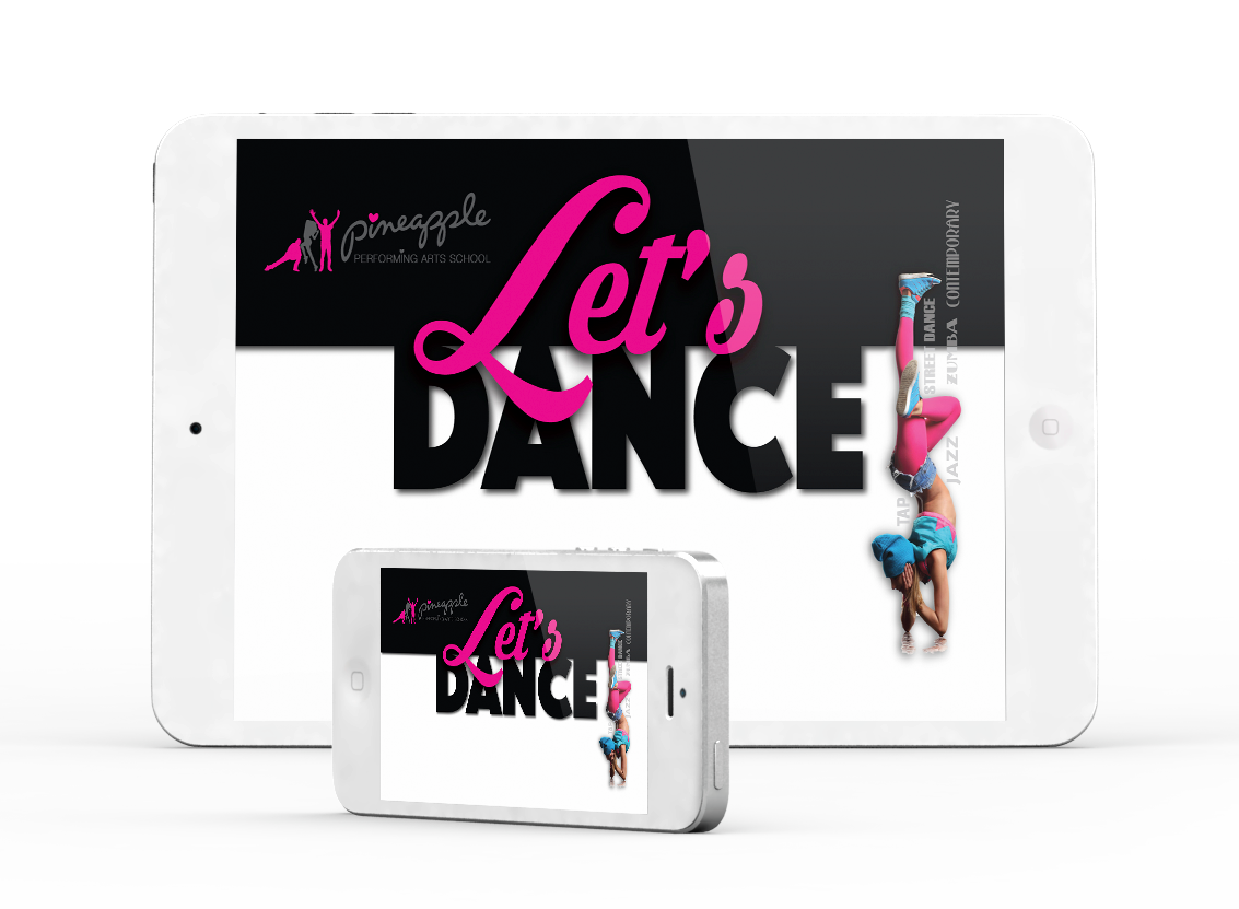 Lets Dance - Pineapple Performing Arts School