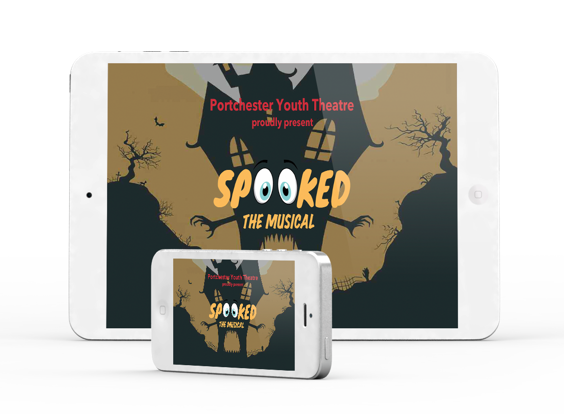 Spooked - Portchester Youth Theatre