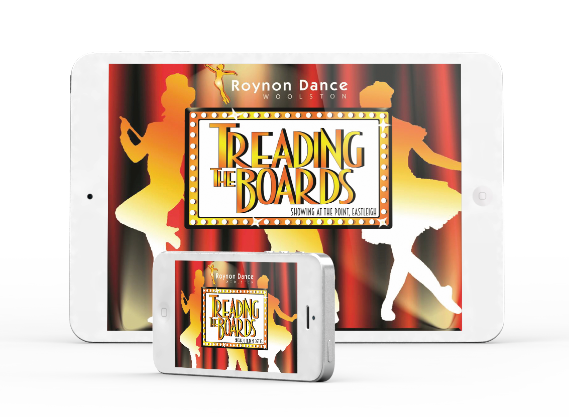 Treading the Boards - Roynon Dance Woolston