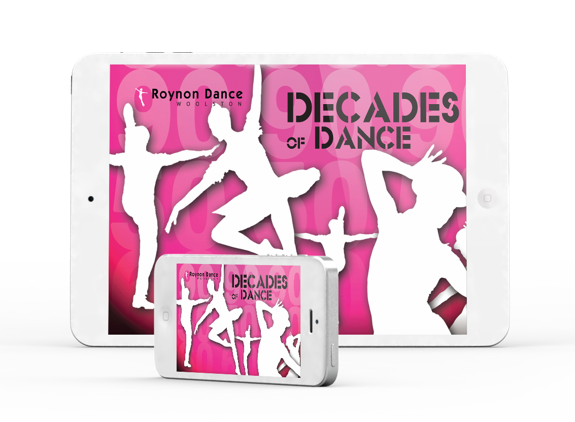 Decades Of Dance - Roynon Dance Woolston