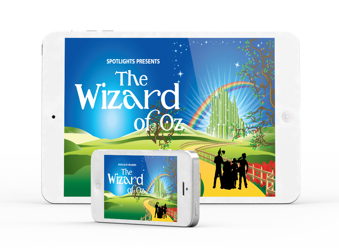 Wizard of Oz - Bromley/Croydon/Beckenham - Spotlights Theatre School