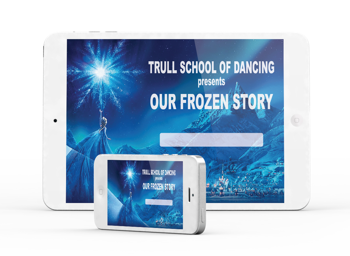 Our Frozen Story - Trull School of Dancing