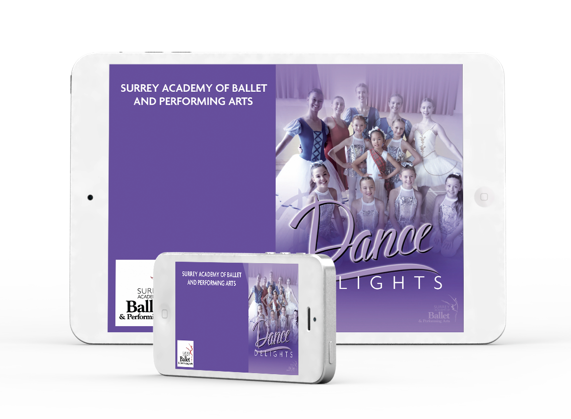 Dance Delights - Surrey Academy of Ballet & Performing Arts